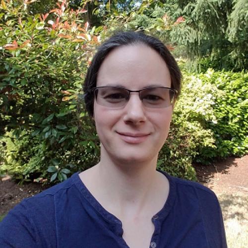 Dr. Anna Shustrova - Associate Director
